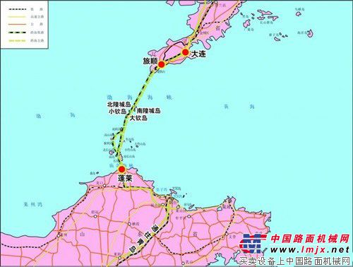 中国拟建世界最长海底隧道烟台到大连仅40分钟
