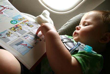 假期带宝宝坐飞机的5个注意事项