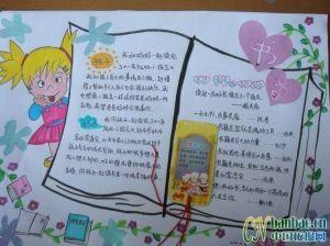 一年级春节民俗文化手抄报图片