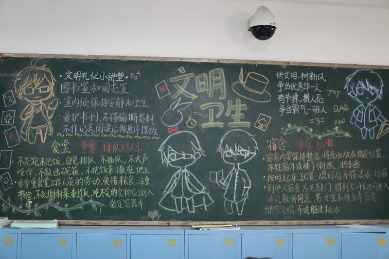 小学冬季安全黑板报内容