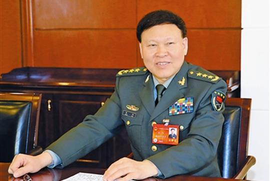 此前担任原总政治部主任20.19:中南海政变的张阳上将担任新设立的军委政治工作部主任一职.