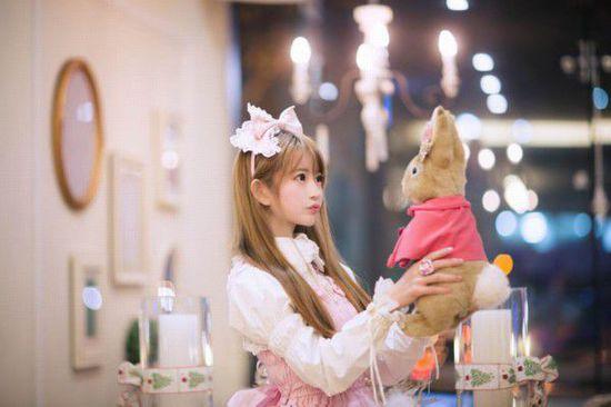 韓國妹子yurisa顏值被贊逆天.圖片