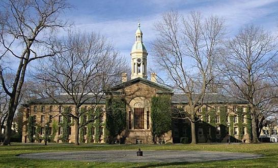 世界十大名校第十名:普林斯顿大学