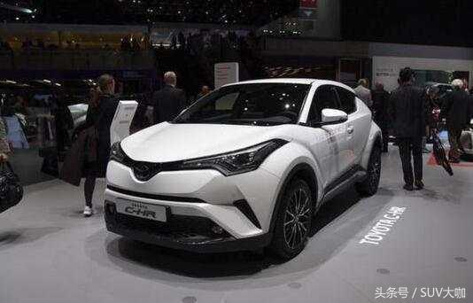��浜缅X上海�展又一大波10�f左右的SUV
