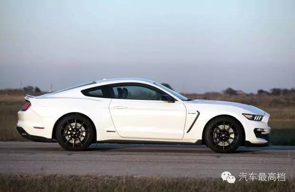 Hennessey改福特野马Shelby02GT350