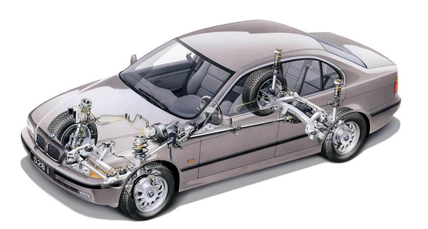 新能源混合动力汽车的详细介绍