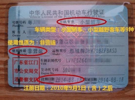 10月1日起,汽�年�z新�已��行,�e�^�r�g,�⒘P款并扣6分