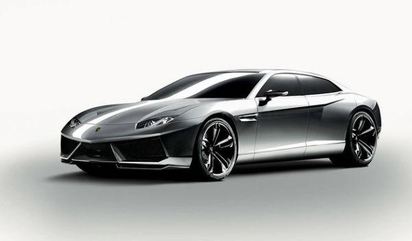 兰博基尼将推四门轿跑车或2021年推出
