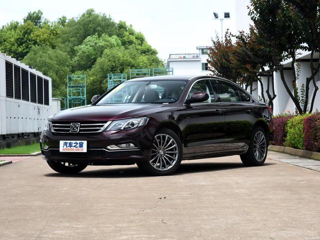 配置更丰富,国产奥迪A6众泰Z700H即将上市,售价11.98万元起