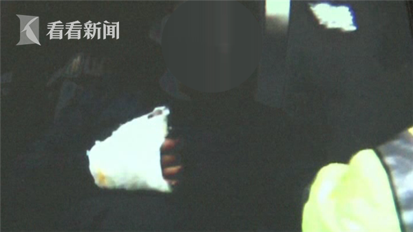 独臂男无证酒驾拒绝配合交警检查已被移交检察院处理