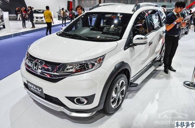 本田良心7座SUV,1.5L地球��,14�f引入���韧居^�]活路