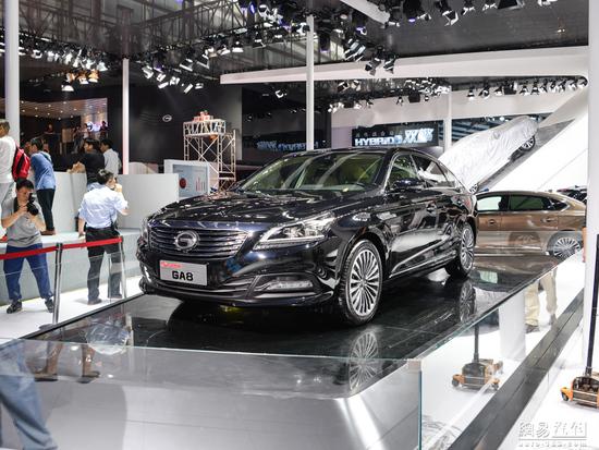 GA8四月份上市广汽传祺2016年新车计划