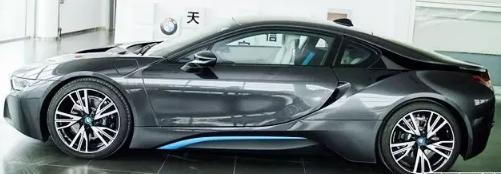 宝马的这几款新能源车 你见过几辆?