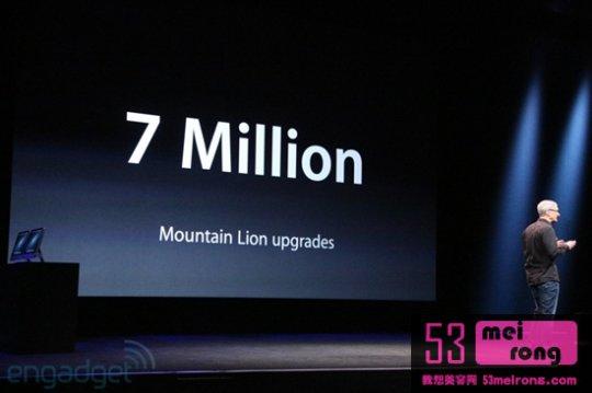苹果iphone5发布会图文直播