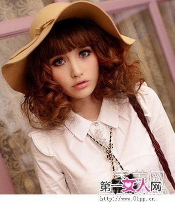 春季流行韩式发型推荐 活泼俏皮惹人爱