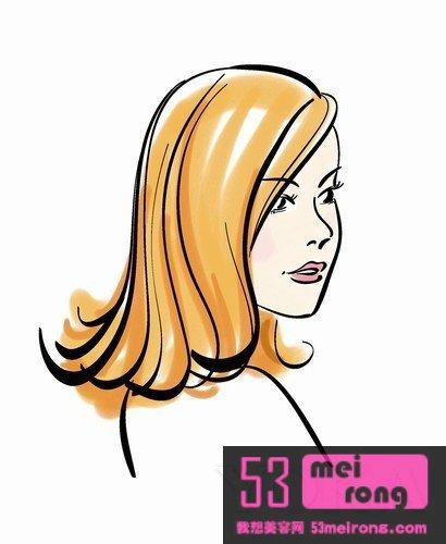 可爱卡通女明星头像