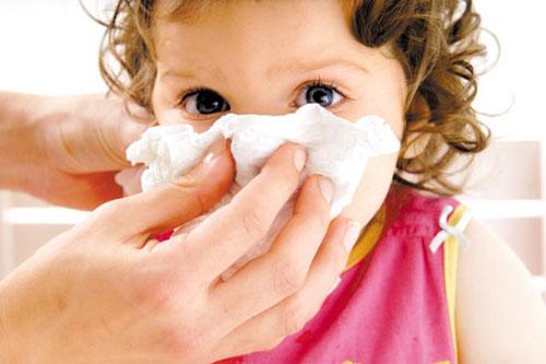 Чем лечить насморк у годовалого ребенка