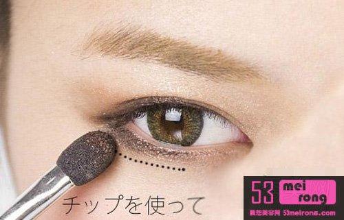 最全眼线化妆教程 初学者变妆必备