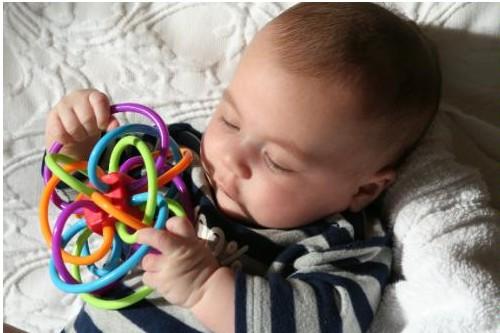 宝贝可爱固齿器