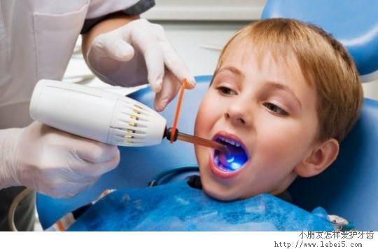 小朋友应该要如何爱护自己的牙齿?