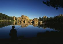 森林之神湖