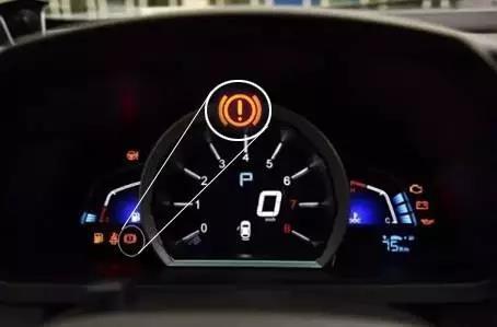 汽车制动系统?#25910;?#25351;示灯经常亮的原因是什么