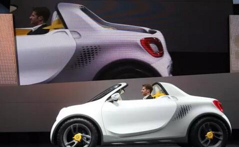 概念车的意思是什么