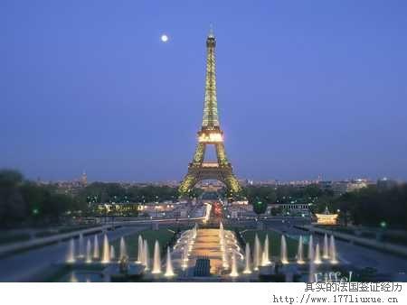 真实的法国签证经历
