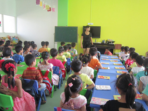 2015年度第二学期幼儿园保教工作总结