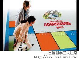 出国留学三大注意